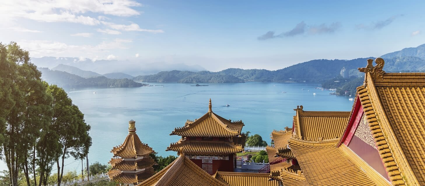 Taiwan: The Beautiful Island