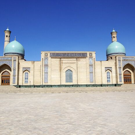 Uzbekistan: Heart of Central Asia