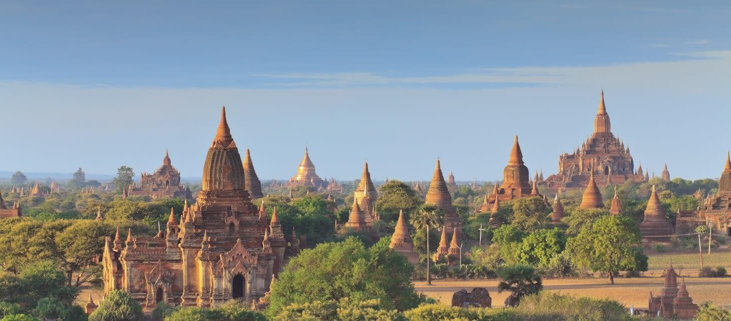 Pagan Temples, Burma