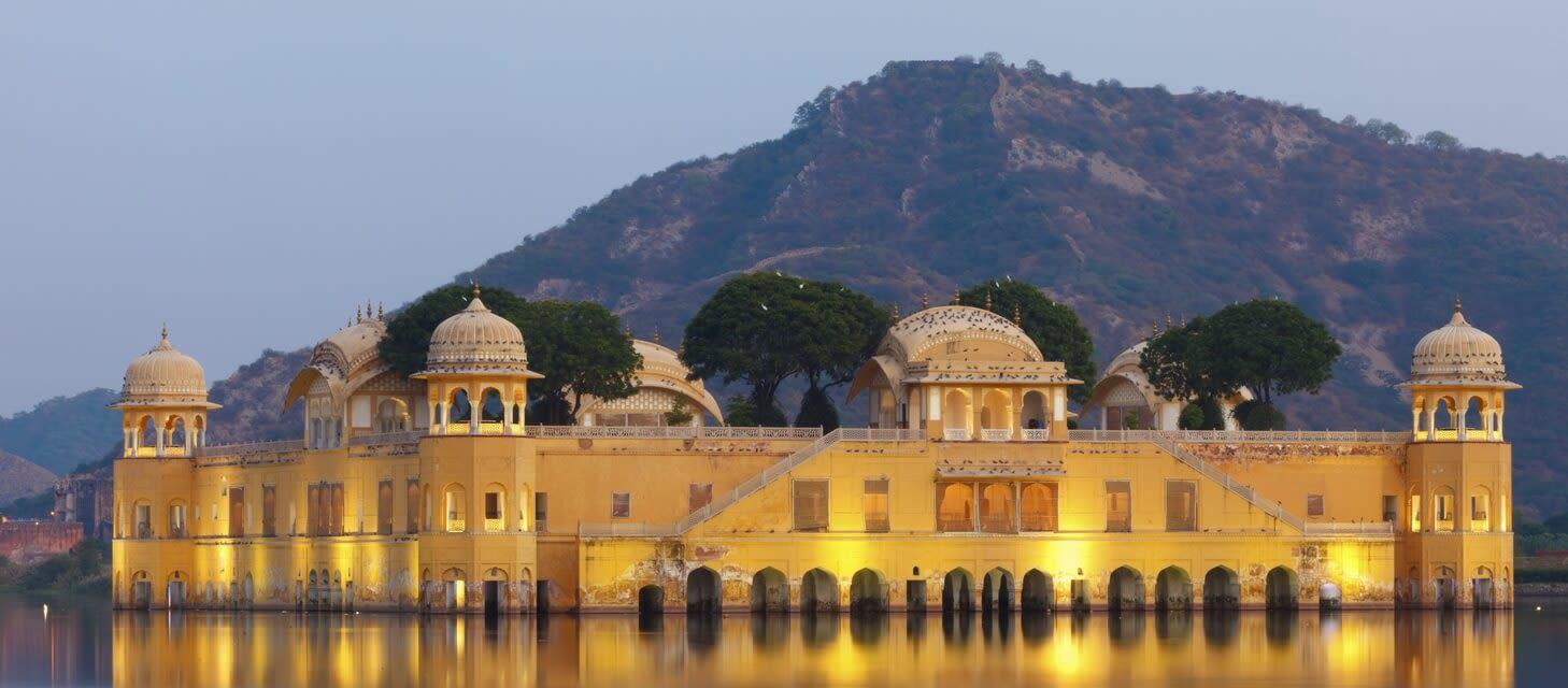 Jal Mahal, Jaipur Lake