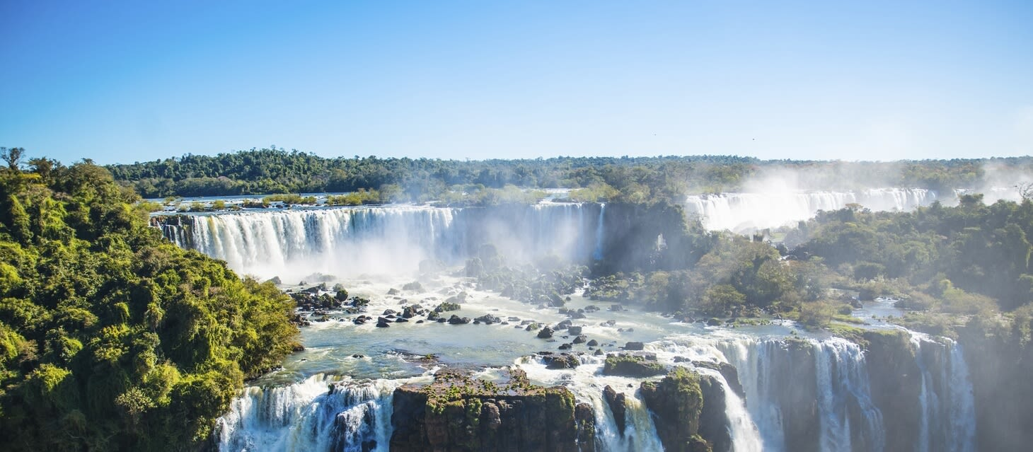 Iguaçu Falls & the south