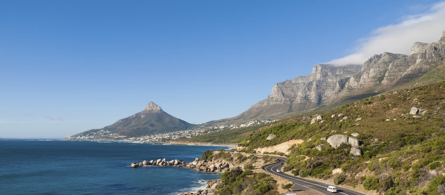 Cape Town, the Garden Route and Safari