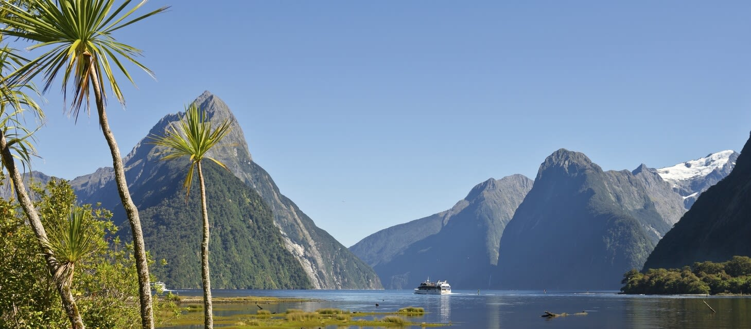 South Island Explorer