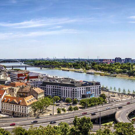 Prague, Vienna & Bratislava