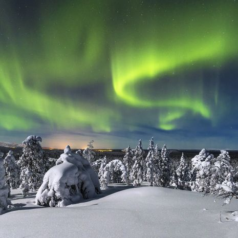 Finnish Lapland & the Northern Lights