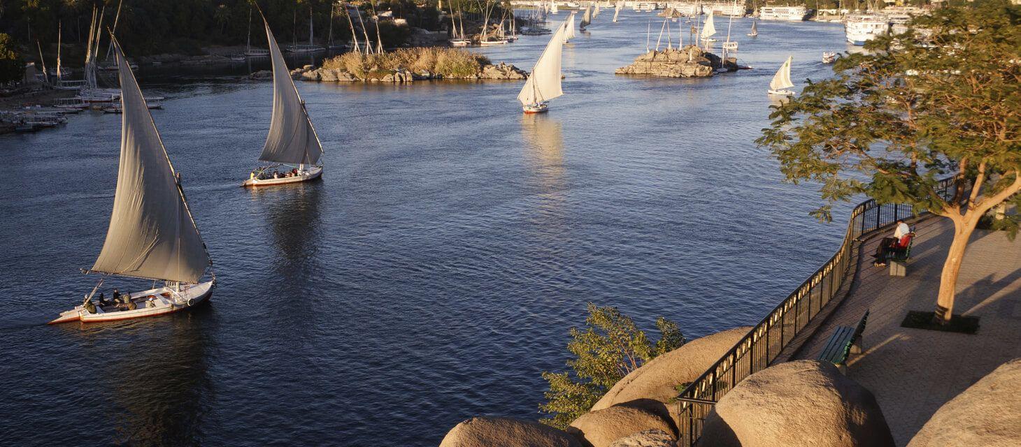 Oberoi Zahra Nile Cruise – Luxor to Aswan
