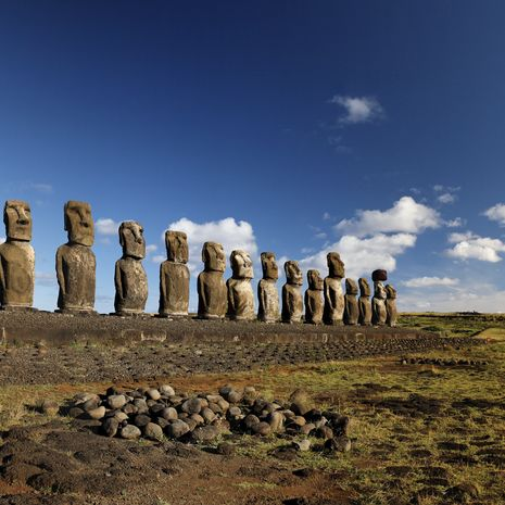 Easter Island Extension to Splendours of Chile