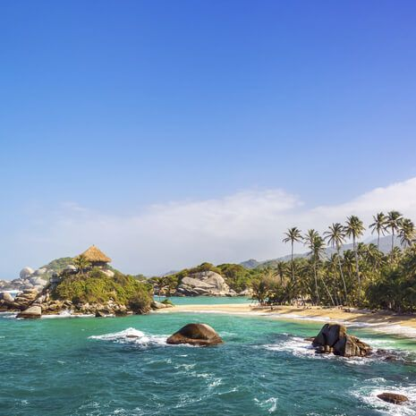 Tayrona Extension to Treasures of Colombia