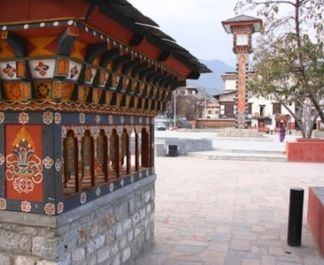 Druk Hotel Thimphu Cox Kings Travel