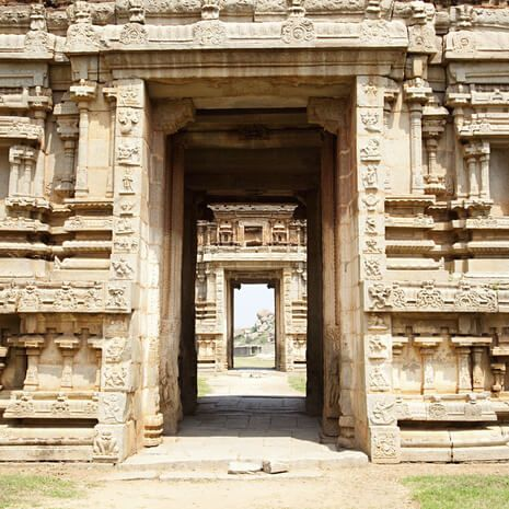 Journey to Hampi - Sample Journey