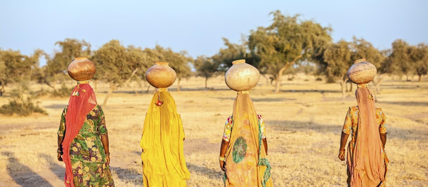 Rural Rajasthan, India