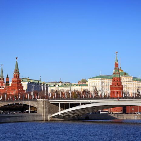 Moscow and Kursk