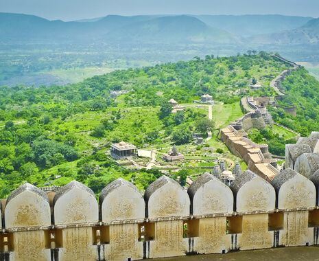 Kumbhalgarh, India