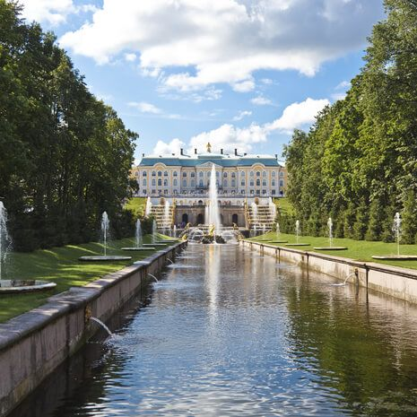 St Petersburg: Pictures & Palaces