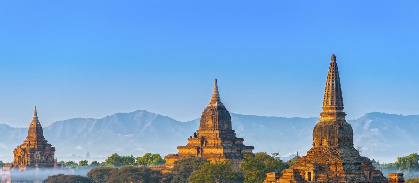 Burma destination