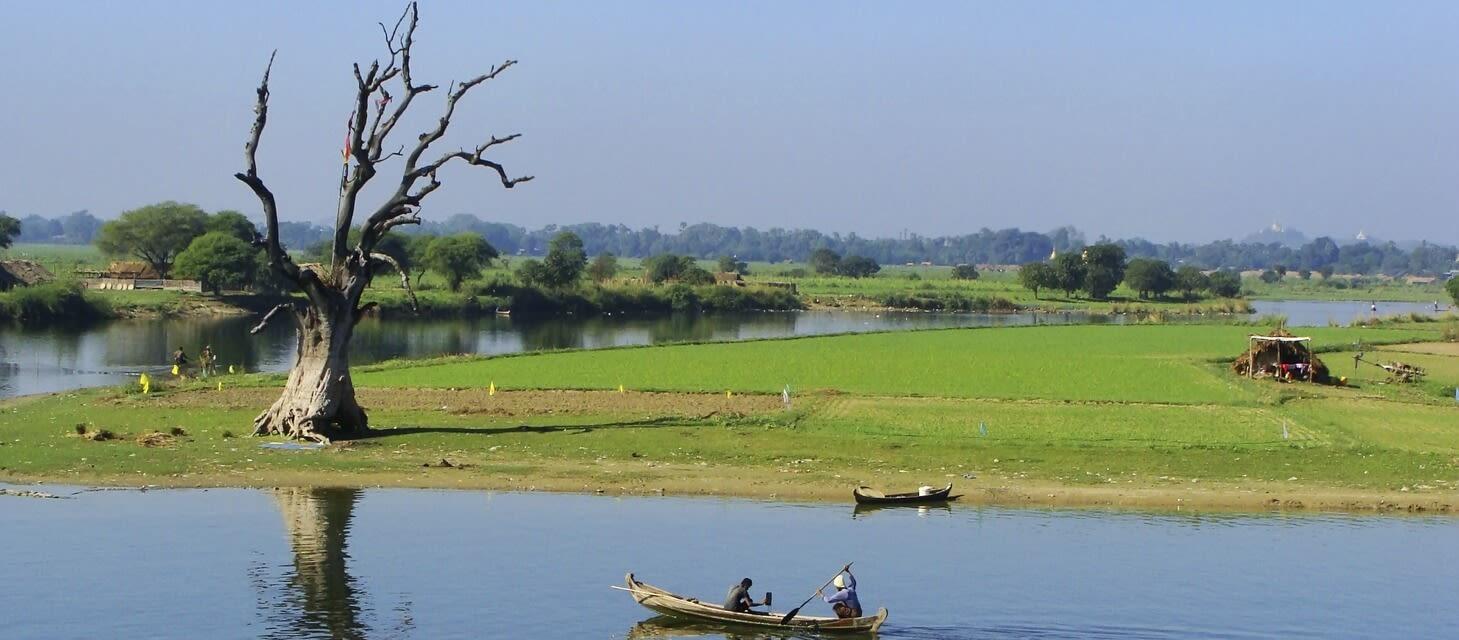 Burma river cruises