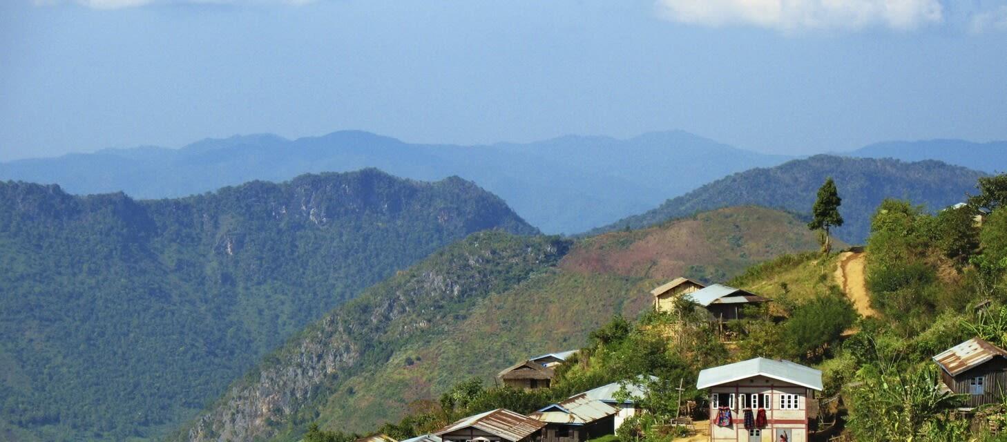 Kalaw, Burma