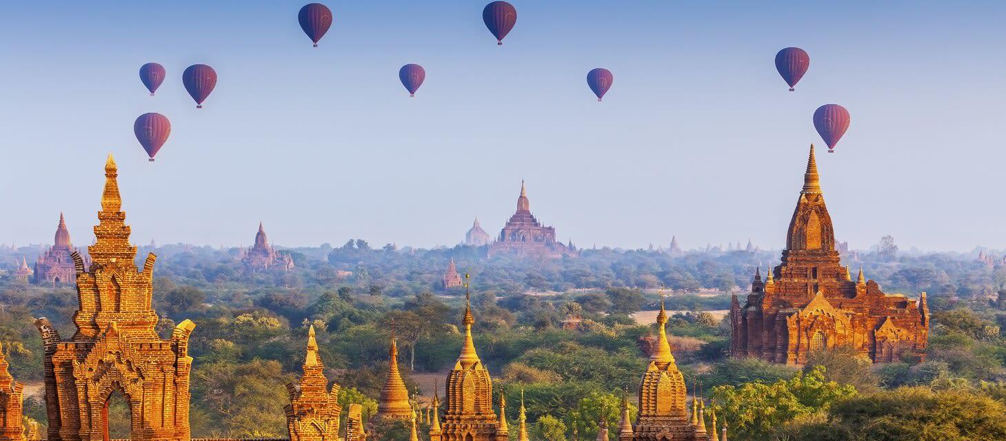 Pagan (Bagan), Burma