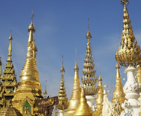 Rangoon (Yangon), Burma