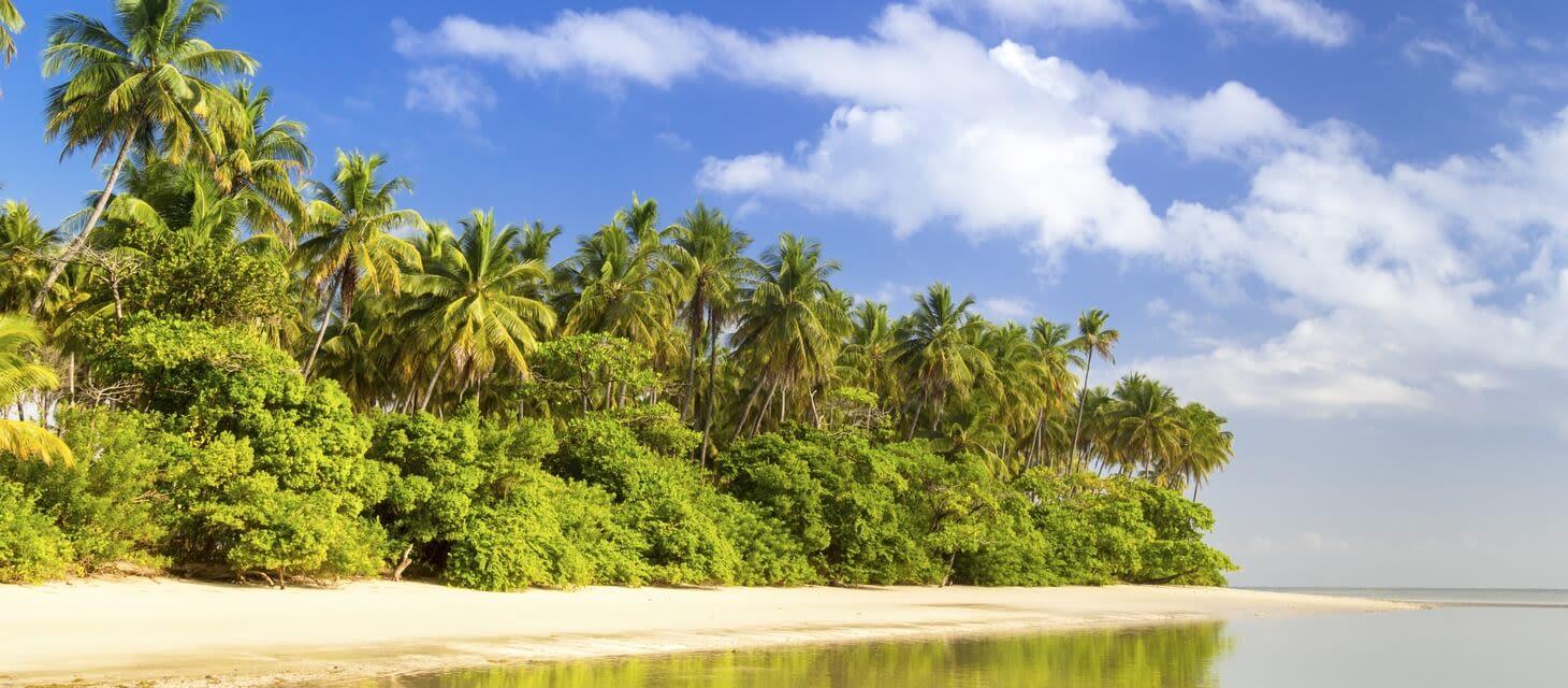 Marau Peninsula, Brazil