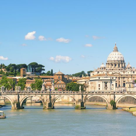 Rome: From Romans to the Renaissance