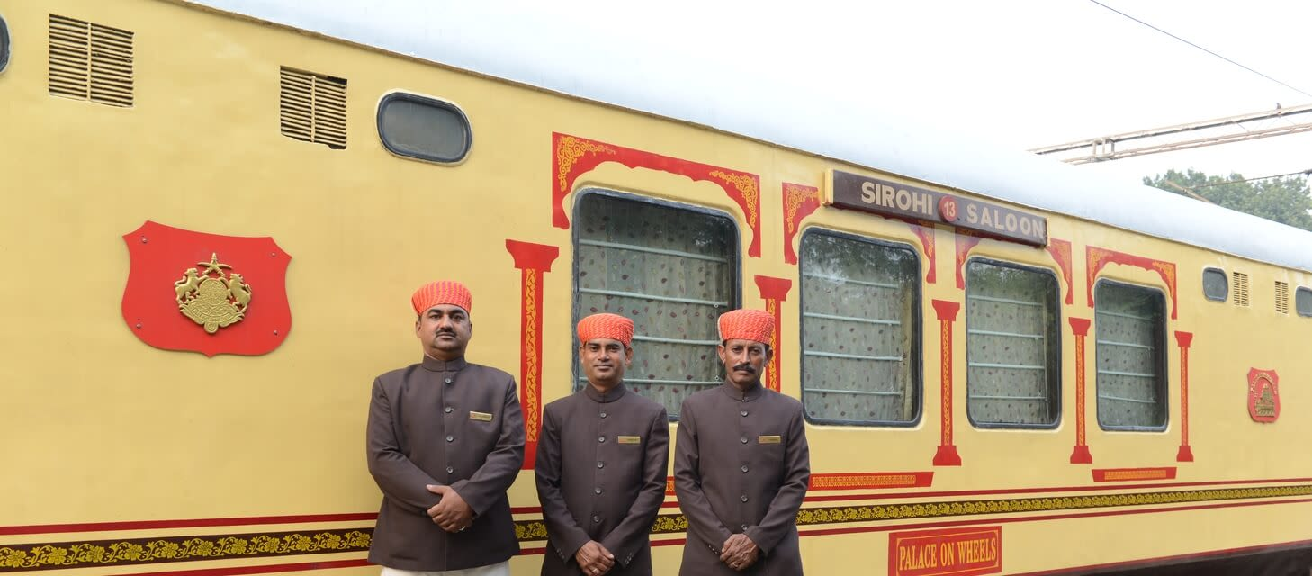 Palace on Wheels - Private Journey