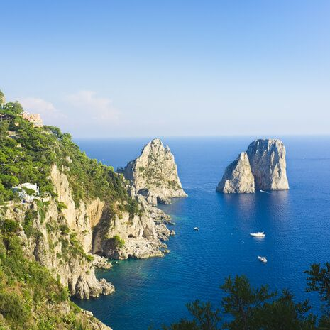 Sorrento, Capri & Ravello - Private Travel