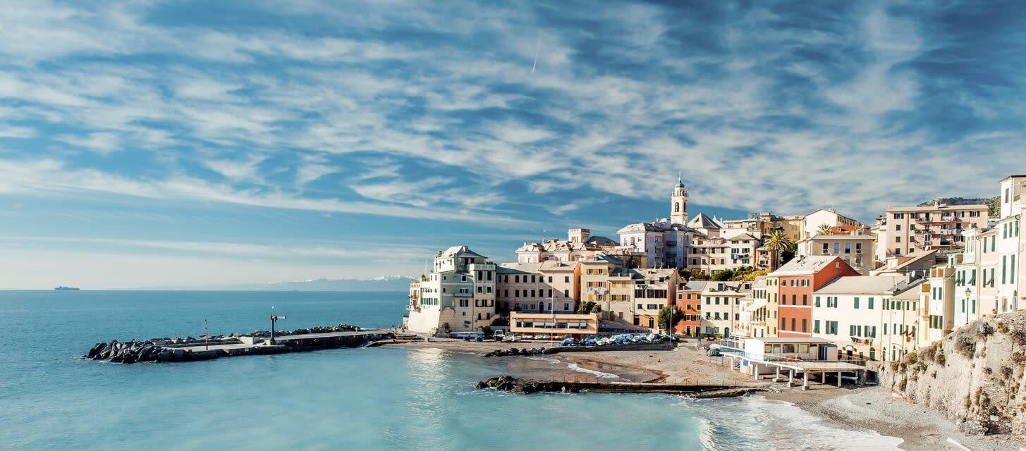 Ligurian & Tuscan Rivieras, Italy