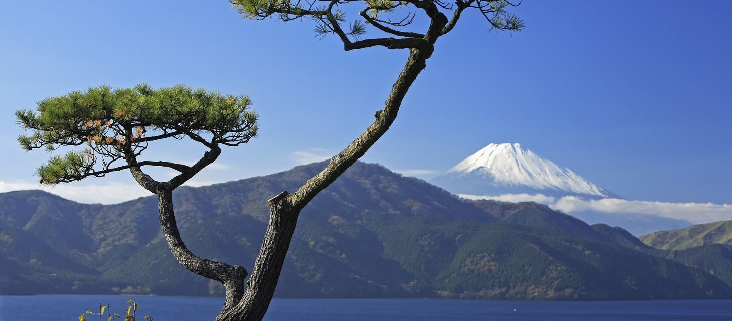 Hakone National Park, Japan