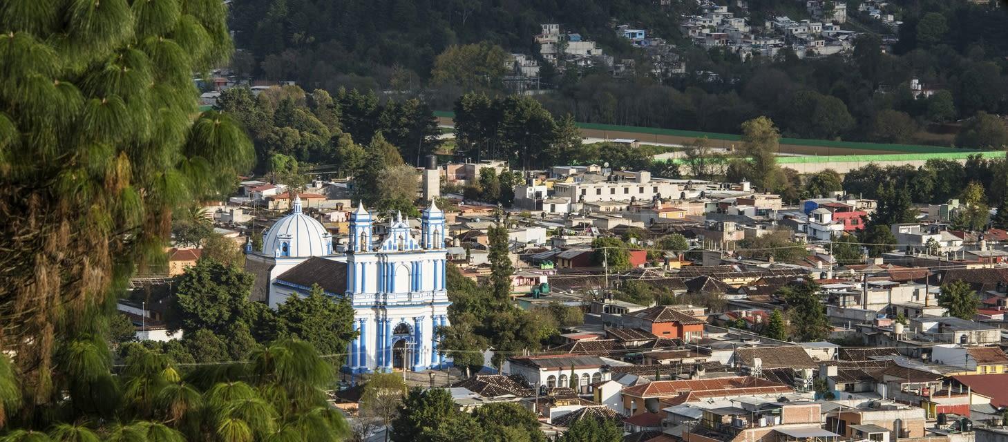 Palenque & San Cristobal, Mexico