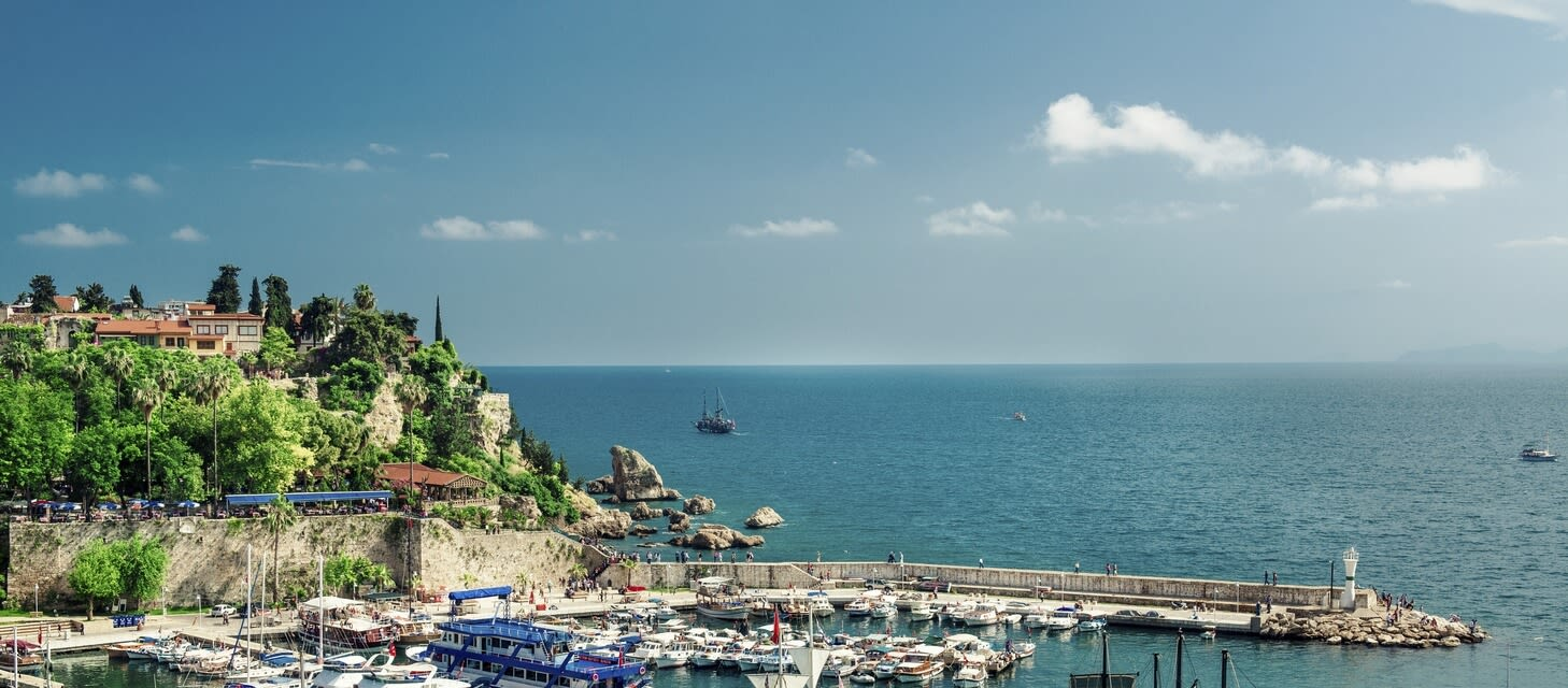 Istanbul & Antalya (Superior) - Private Travel
