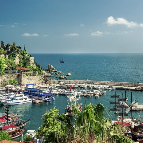 Istanbul & Antalya (Superior) - Private Travel