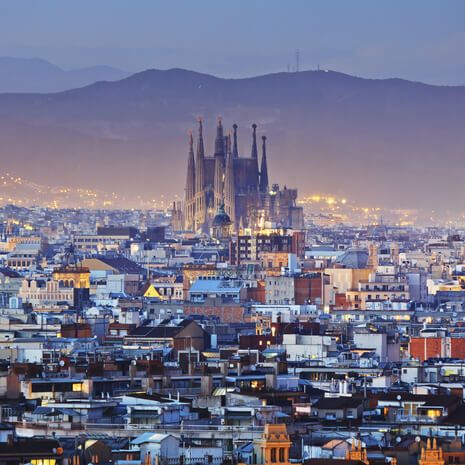 Barcelona & Bilbao: From Gaudí to the Guggenheim