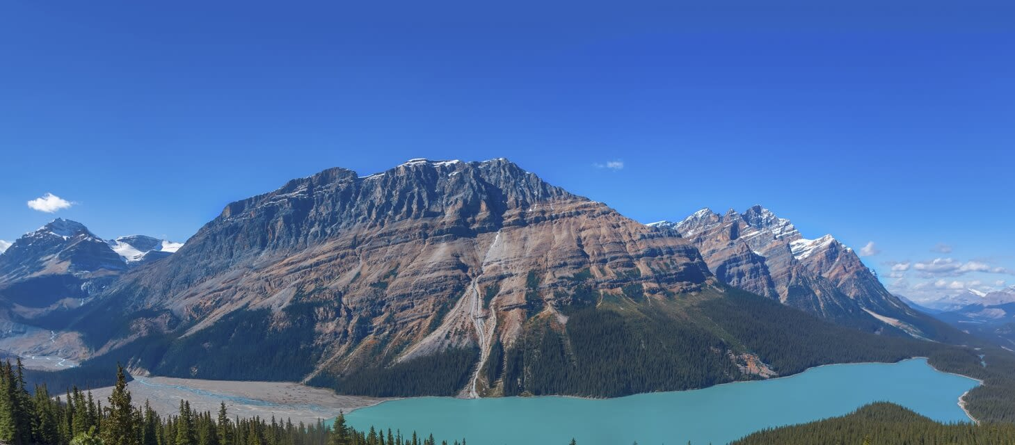 Alberta: Journey Through The Canadian Rockies (Self-drive)