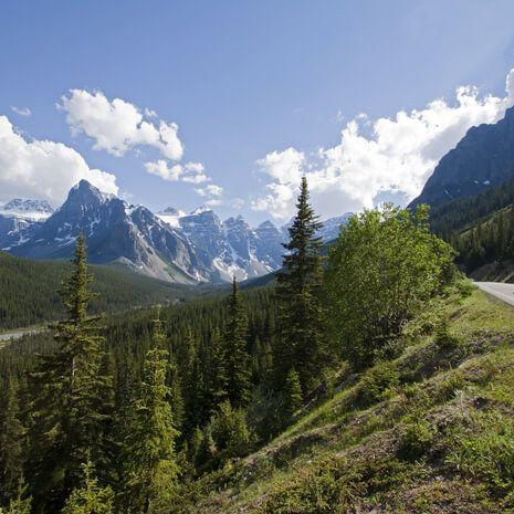 Classic Western Canada (Self-drive)