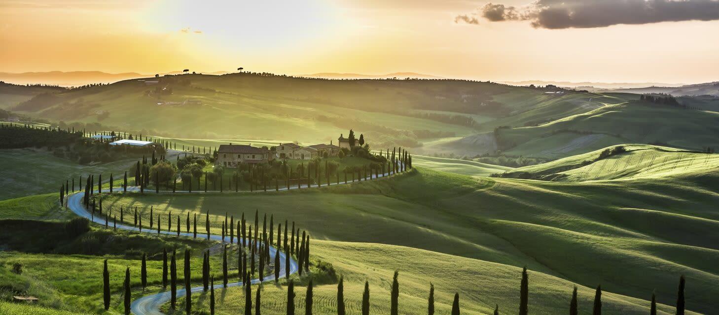 Italy self drive