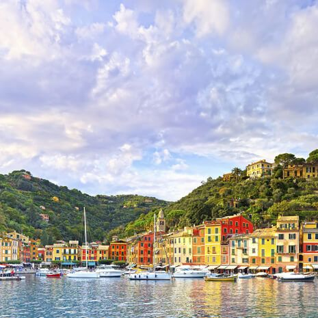 The Italian Riviera - Self-Drive Private Travel