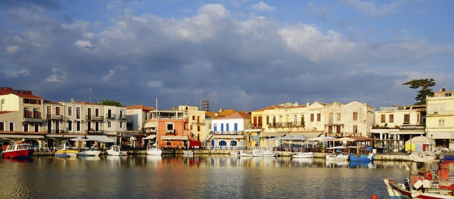 Crete: Minoans, Venetians & Ottomans