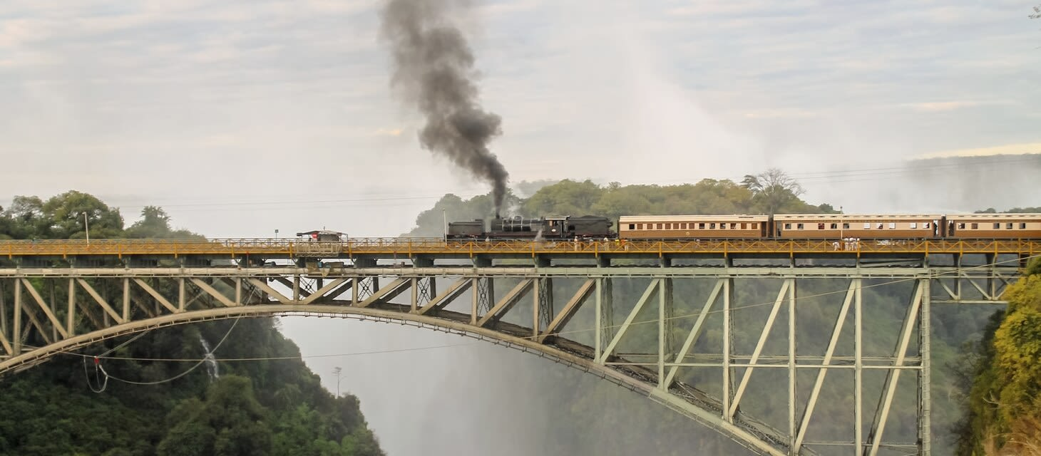 The Cape, Rovos Rail & Victoria Falls