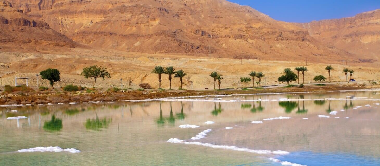 Dead Sea (Israel), Israel