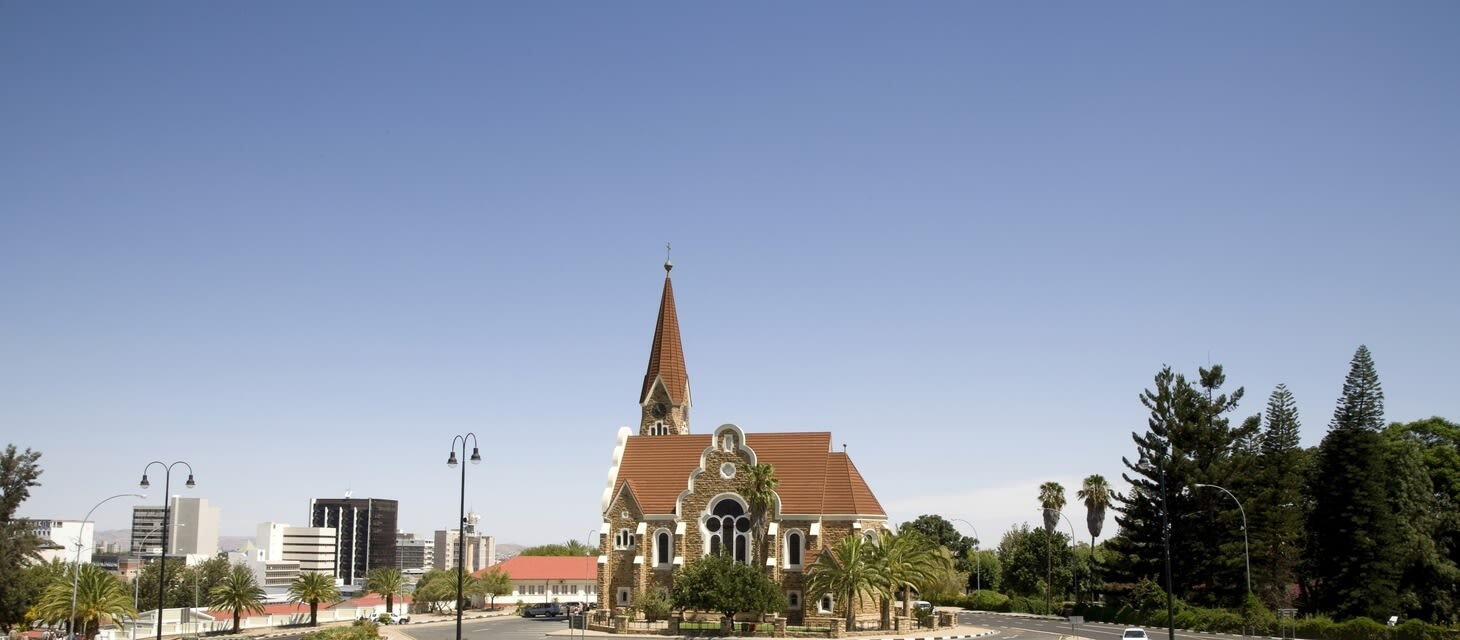 Windhoek and Surrounds, Namibia