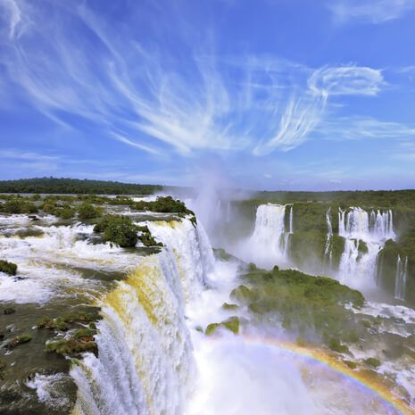 Peru, Iguacu & Rio - Private Travel