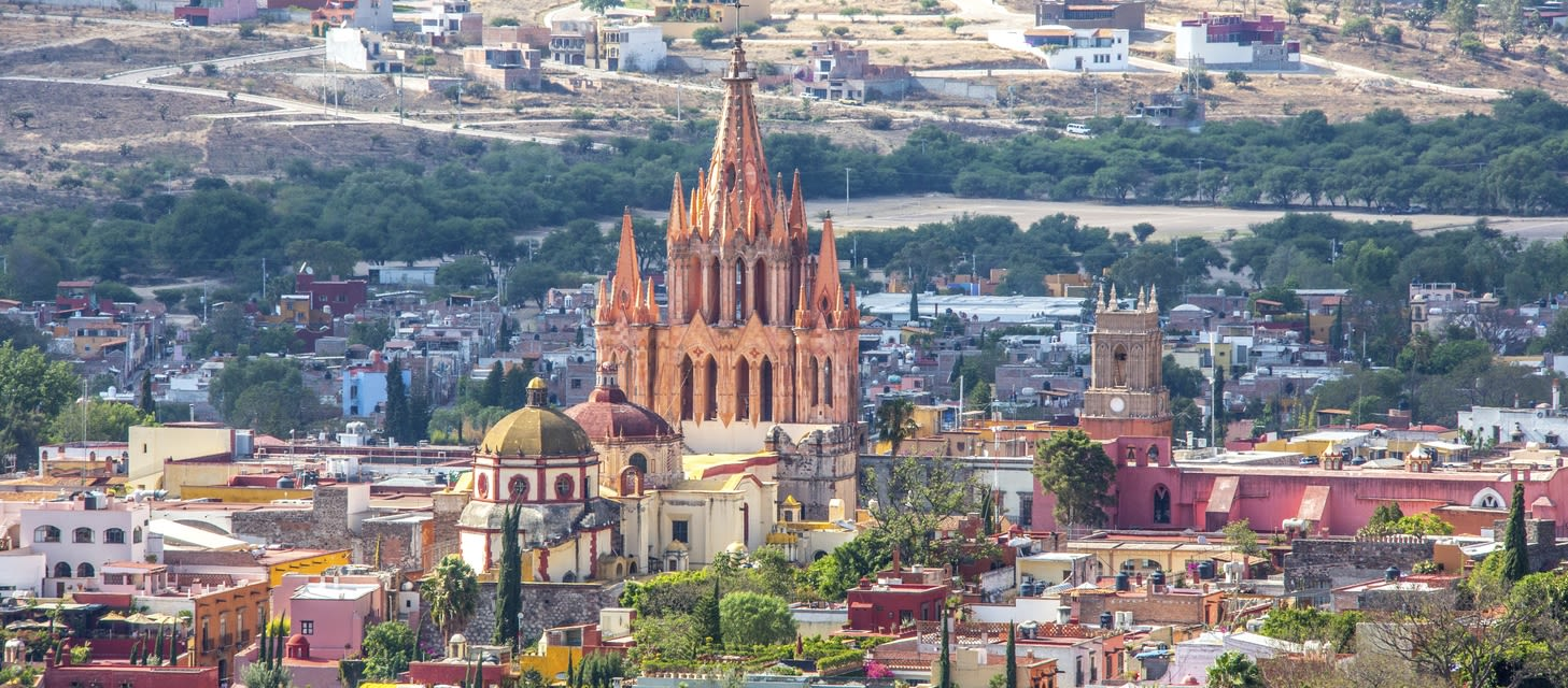 Mexico's Colonial Cities - Private Travel