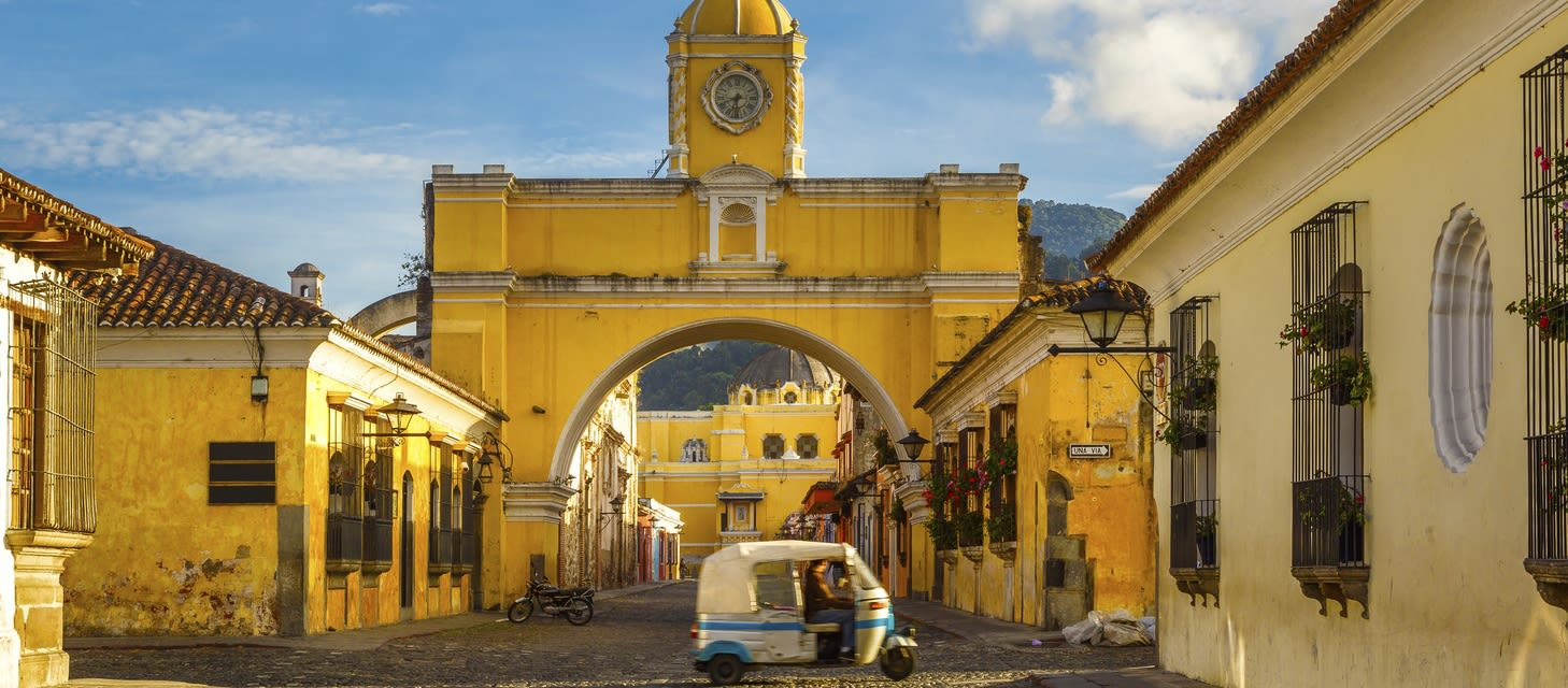 Colours of Guatemala - Private Travel