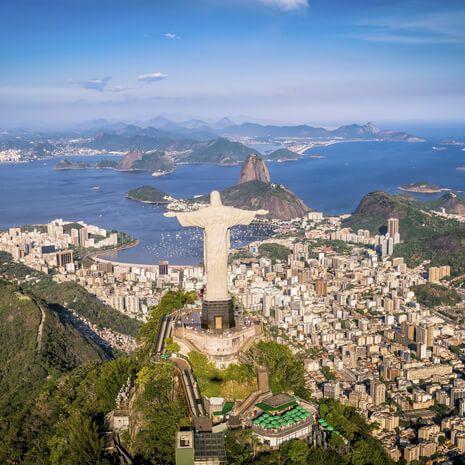 Rio de Janeiro & Iguaçu