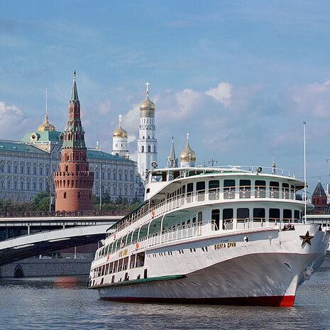 Volga Dream - Twin Stateroom on Cabin Deck