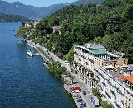 Grand Hotel Cadenabbia Lake Como Accommodation Cox Kings Travel