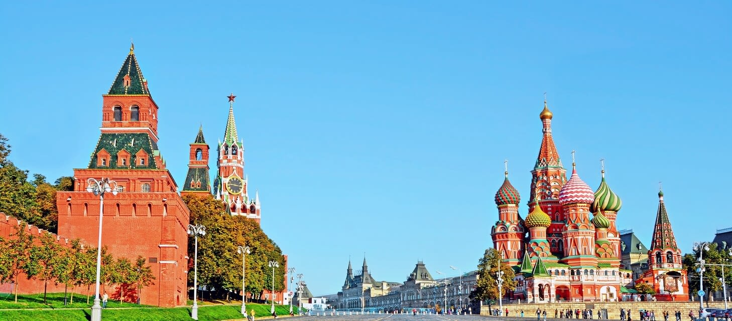 Moscow Highlights Non-Exclusive Escorted Group Tour
