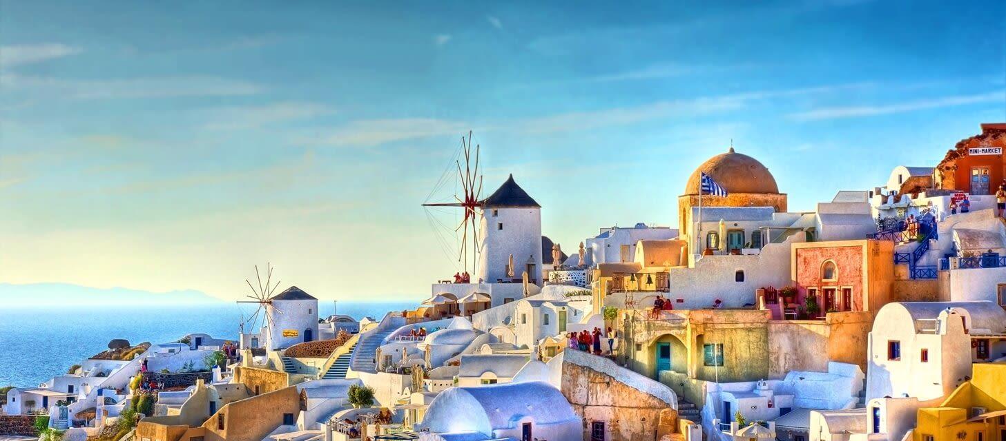 Mykonos, Santorini & Crete (Superior)