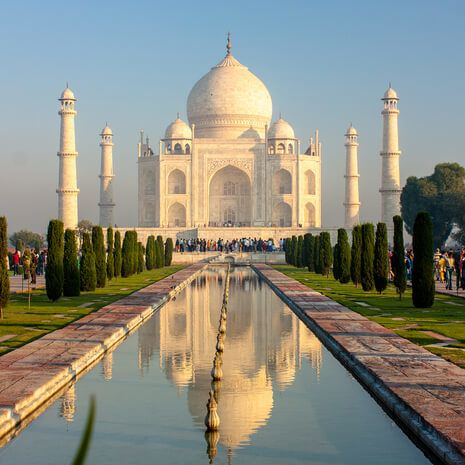 Taj Mahal extension to An Indian Wildlife Odyssey